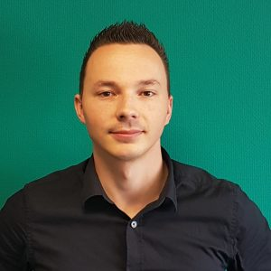 Leon Scholte - Sales Engineer