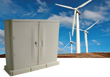 Polyester behuizing_windenergie_zonne energie_maxi-euro_IP55-IP65_Europoly